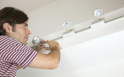 What Is Track Lighting?